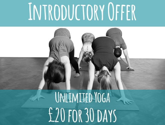 Pippas Yoga Classes Kent